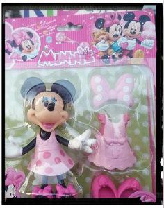 AKCIJA Minnie Mouse set s odjećom