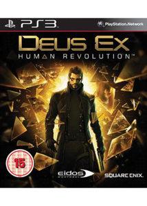 Deus Ex : Human Revolutin (PlayStation 3 - PS3)