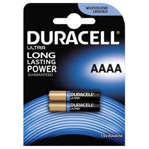 Duracell MX2500  AAAA Photo battery