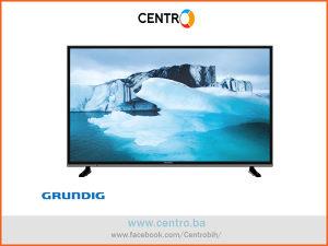 "GRUNDIG TV 55 VLX 7850 BP, 55"" (140 cm), UHD, Smart"