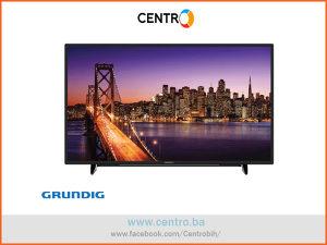 """Grundig LED TV 55"""" VLX 7840 BP, 4K UHD, Smart"""