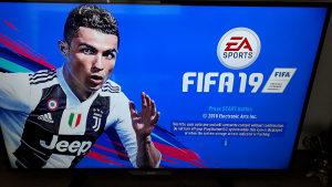 PS3 Playstation 3 Cipovan 320gb 50 igara GTA5,FIFA19