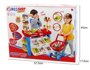 HIT! Market set prodavnica, kolica, shopping,igračke