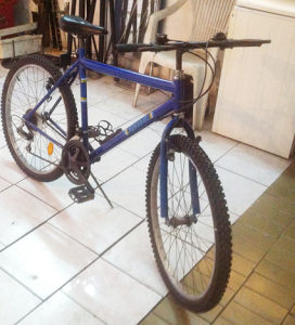 biciklo mountain bike