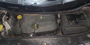 Motor 1.5 dci renault scenic senik 2  megan
