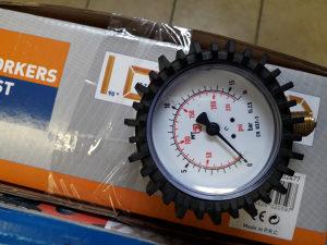 Manometar / mjerač pritiska 1/4 G4 - A20 - 21117