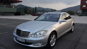 Mercedes-Benz S 350 2008/9/XENON/NAVI/START STOP