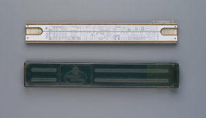 Logaritam leniar - FABER-CASTELL 1/87 RIETZ