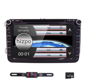 "Auto radio multimedija navigacija 8"" VW SKODA SEAT"