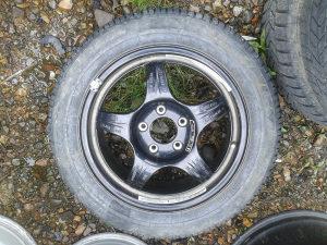 Mercedes 5x112 rezervni tocak rezervna guma