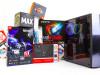 Gaming PC Ryzen THUNDER; Ryzen 5; RX 580; HDD; SSD