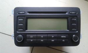 VW radio cd RCD300