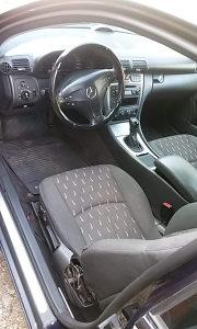 Mercedes-Benz C 220 sport coupe moze zamjena