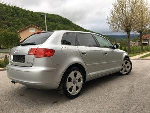 Audi A3 Sportback 1.9 TDI 2005 Uvoz-Ekstra stanje