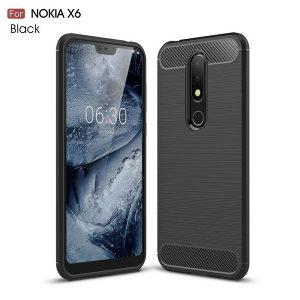 Nokia 6.1 Plus / X6 premium karbonska maska
