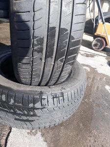 Michelin 225 55 16.2komada.2015 godina.6mm