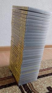 Nacionalna Geografija 29 CD-ova DVD Ocuvani !