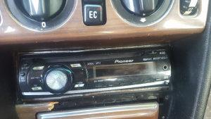 Radio pioneer 50*4 aux cd