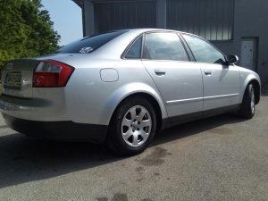 Audi A4 2.0 benz./plin