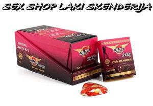 Afrodizijak, Ginseng čokolada Ž / Erotska pomagala