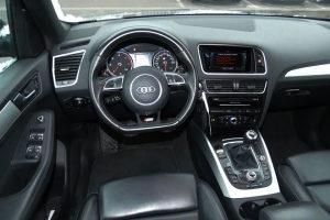 Audi Q5 2.0 TDI Quattro Sport Selection S-Line FACELIFT