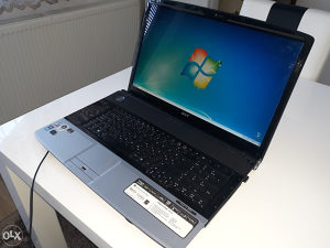 LAPTOP ACER ASPIRE 8920G 4GB RAM 18.4 INCA ZA 225KM