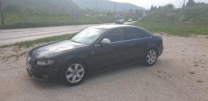 Audi A4 S line dizel moze zamjena