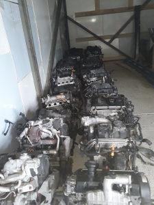Motor vw audi Škoda