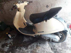skuter malaguti 50ccm