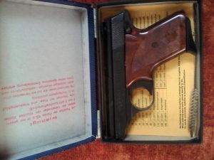 Startni (gasni) pištolj