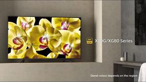 "SONY D-LED XG8096 4k TV 55"" KD55XG8096BAEP"