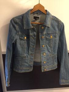 Ženska tekstas jakna H&M