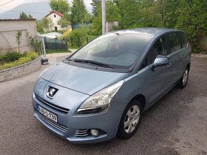 Peugeot 5008 1.6HDi 2010god 7 sjedista