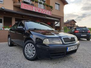 ŠKODA OCTAVIA 1.9 TDI 66KW 2004 GOD, HUDINY LOCK