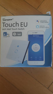 Sonoff WiFi pametni prekidač