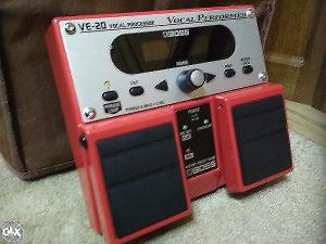 Boss VE-20 Vocal Procesor, Novo!