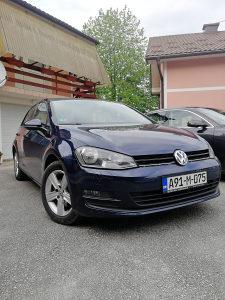VW GOLF 7 TDI 1.6 BLUEMOTION TECHNOLOGY