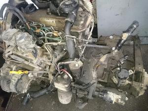 Motor 1.9 turbo dizel passat 3 golf 3