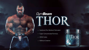 THOR FUEL PRE-WORKOUT 210g GYMBEAM