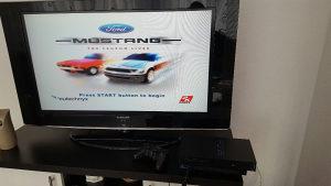 Playstation 2 sa jednom igrom 30 km