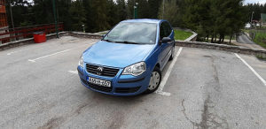 Volkswagen Polo 1.2 8v UVOZ TEK REGISTROVAN TOP STANJE