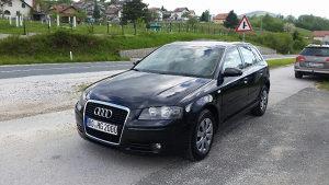 Audi A3 ,,SPORT BACK,,2.0 TDI,,103 KW,,TEK UVEZEN