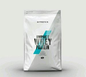 Whey Protein MYPROTEIN 1kg Vanilija