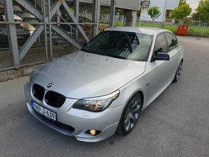 BMW E60 520d M-paket /// Facelift