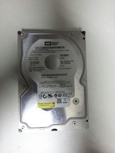 WD Hard disk 120gb