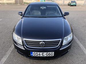 VW Phaeton 3.0 TDI 4 motion