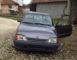 Opel kadet 1.6