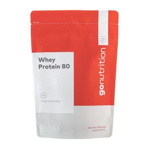 WHEY protein GoNutrition čisti protein okus AKCIJA