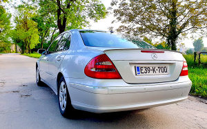 Mercedes-Benz E 270 - reg do 04.2020