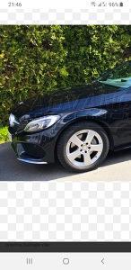 "Alu Felge 17"" Mercedes Benz A205"